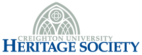 Image of Creighton University Heritage Society logo